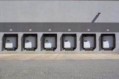 αποθήκη εμπορευμάτων κόλ&p Στοκ φωτογραφία με δικαίωμα ελεύθερης χρήσης