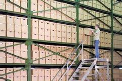 αποθήκη εμπορευμάτων στοκ φωτογραφία με δικαίωμα ελεύθερης χρήσης
