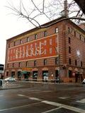 Αποθήκη πάγου του Ντένβερ Στοκ φωτογραφία με δικαίωμα ελεύθερης χρήσης