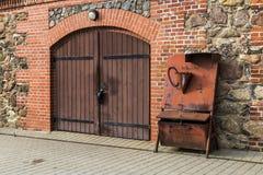 αποθήκη Στοκ εικόνες με δικαίωμα ελεύθερης χρήσης