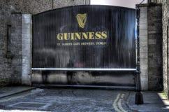 Αποθήκη Guiness, Δουβλίνο Στοκ Φωτογραφίες