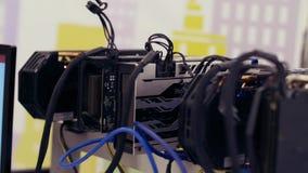 Αποθηκεύσεις με την τηλεοπτική μεταλλεία καρτών γραφικών GPU φιλμ μικρού μήκους