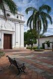 Αποικιακή αρχιτεκτονική στη Σάντα Φε de Antioquia Στοκ εικόνα με δικαίωμα ελεύθερης χρήσης