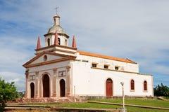 Αποικιακή εκκλησία Στοκ εικόνες με δικαίωμα ελεύθερης χρήσης