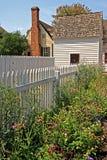 αποικιακοί κήποι Στοκ φωτογραφία με δικαίωμα ελεύθερης χρήσης
