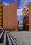 αποικιακός μοντερνισμός Στοκ εικόνα με δικαίωμα ελεύθερης χρήσης