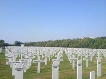 Αποικιακό νεκροταφείο στη βόρεια Τζακάρτα Στοκ Εικόνες