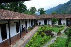 Αποικιακό σπίτι πλησίον στο Μέριντα, Βενεζουέλα Στοκ Εικόνα