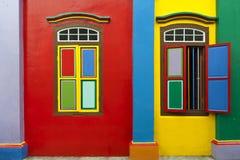 Αποικιακό σπίτι Στοκ εικόνες με δικαίωμα ελεύθερης χρήσης