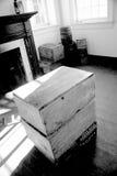 αποικιακό δωμάτιο Στοκ φωτογραφίες με δικαίωμα ελεύθερης χρήσης