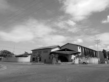 Αποικιακό Casona Στοκ Εικόνες