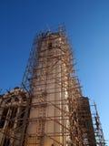 αποκατάσταση εκκλησιών Στοκ Φωτογραφίες