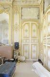 Αποκατάσταση ενός παλαιού κτηρίου στοκ εικόνα