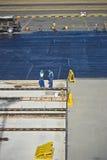 αποκαταστάσεις αερολ&i Στοκ φωτογραφία με δικαίωμα ελεύθερης χρήσης