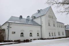 Αποκατεστημένη πόλη Feodorovsky σε Pushkin Στοκ φωτογραφίες με δικαίωμα ελεύθερης χρήσης