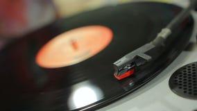 Αποκλειστική έκθεση των εκλεκτής ποιότητας gramophone βινυλίου φορέων και των καταγραφών φιλμ μικρού μήκους