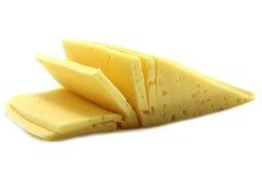 αποκοπή τυριών Στοκ φωτογραφία με δικαίωμα ελεύθερης χρήσης
