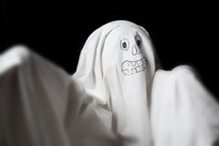 Αποκριές, φάντασμα στοκ φωτογραφίες με δικαίωμα ελεύθερης χρήσης