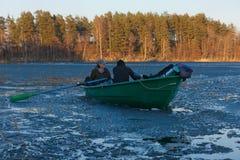 αποκτημένος παγώνει κολ&la Στοκ εικόνα με δικαίωμα ελεύθερης χρήσης
