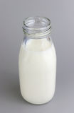 Αποκτημένο γάλα; Στοκ εικόνα με δικαίωμα ελεύθερης χρήσης