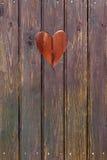 Αποκόπτω τη μορφή καρδιών Στοκ εικόνα με δικαίωμα ελεύθερης χρήσης