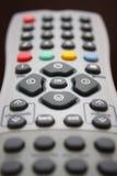 απομακρυσμένη TV ελέγχου Στοκ φωτογραφία με δικαίωμα ελεύθερης χρήσης