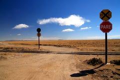 απομακρυσμένος δρόμος στοκ εικόνες