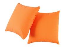 απομονωμένα πορτοκαλιά μ&al Στοκ Εικόνες
