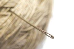 απομονωμένα σφαίρα νήματα β& Στοκ Εικόνες