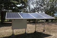 απομονωμένες ενέργεια επιτροπές αντικειμένου ηλιακές Στοκ εικόνες με δικαίωμα ελεύθερης χρήσης