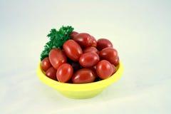 απομονωμένες ντομάτες στοκ εικόνες