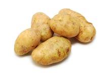απομονωμένες πατάτες Στοκ Εικόνα