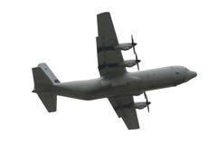 απομονωμένη αεροπλάνο με& Στοκ φωτογραφία με δικαίωμα ελεύθερης χρήσης
