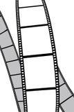 απομονωμένη ταινία φωτογραφία κινηματογράφων Στοκ φωτογραφίες με δικαίωμα ελεύθερης χρήσης
