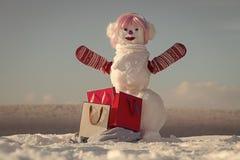 απομονωμένη Χριστούγεννα διάθεση τρία σφαιρών λευκό Χριστούγεννα ή γιορτή Χριστουγέννων Στοκ Φωτογραφία