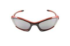 απομονωμένος γυαλιά αθ&lambd στοκ εικόνα