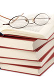 απομονωμένος γυαλιά σωρό Στοκ Εικόνες
