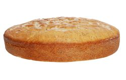 απομονωμένος κέικ σπόρος &p στοκ φωτογραφίες
