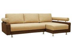 απομονωμένος καναπές Στοκ εικόνα με δικαίωμα ελεύθερης χρήσης