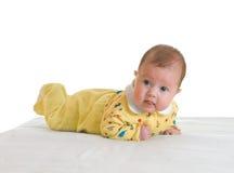 απομονωμένος μωρό πίνακας Στοκ Φωτογραφία
