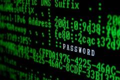 απομονωμένος παρουσίαση μηνύτορας υπολογιστών ανασκόπησης πέρα από το λευκό στοκ εικόνα με δικαίωμα ελεύθερης χρήσης