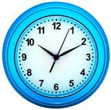 απομονωμένος ρολόι τοίχο Στοκ φωτογραφία με δικαίωμα ελεύθερης χρήσης