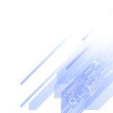 απομονωμένο έννοια λευκό τεχνολογίας Στοκ Φωτογραφία