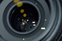 απομονωμένο ανασκόπηση λευκό φωτογραφιών φακών Στοκ Εικόνες