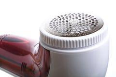 απομονωμένο ανασκόπηση remover ίνας λευκό στοκ φωτογραφία με δικαίωμα ελεύθερης χρήσης