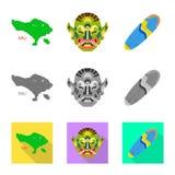 Απομονωμένο αντικείμενο και σύμβολο ταξιδιού r απεικόνιση αποθεμάτων