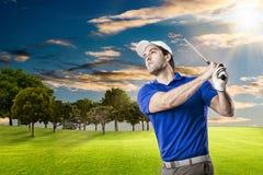 απομονωμένο γκολφ καλυμμένο φορέας στούντιο Στοκ εικόνες με δικαίωμα ελεύθερης χρήσης