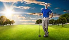 απομονωμένο γκολφ καλυμμένο φορέας στούντιο Στοκ φωτογραφία με δικαίωμα ελεύθερης χρήσης