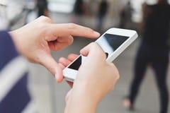 απομονωμένο διάνυσμα τεχνολογίας επικοινωνίας απεικόνιση Στοκ Φωτογραφίες