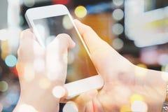 απομονωμένο διάνυσμα τεχνολογίας επικοινωνίας απεικόνιση Στοκ Εικόνα